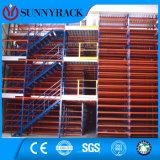 China Rack Manufacturer Heavy Duty Warehouse Mezzanine Floor