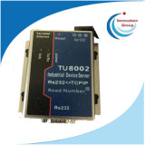 Tu8002 TCP/IP Ethernet RJ45 to Serial RS232 Converter Adaptor