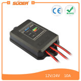 Suoer 12V 10A PWM Charge Solar Controller (ST-F1210A)
