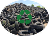 Rubber Machines of Waste Tire Recycling Line