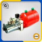 12V DC Hydraulic Power Pack Unit with Hand Pump and electric Motor