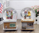 New Style a Lover Snow Globe