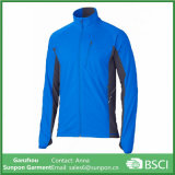 Man Thin Softshell Jacket with Factory Price