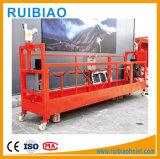 Steel Alu Platform Lifting Elevator Suspended Platforms for Construction