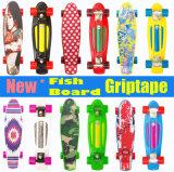 22′′ & 27′′ PP Plastic Mini Flashing Penny Board Skateboard