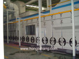 Automatic Powder Spray Coating Equipment for Car Parts