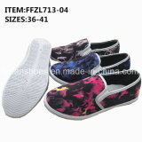 Hotsell Women Footwear Shoes Injection Casual Shoes (FFZL713-04)