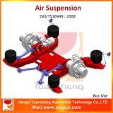 Factory Price Trailer Low Floor Bus Air Suspension System