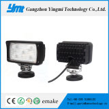 9-60V Double Rows Square LED Work Light 15W