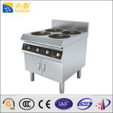 Freestanding Hotel and Restaurant Four Burners Induction Cooker