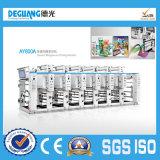 Ay800A Plastic Film Paper Gravure Printing Machine