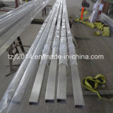 Ss316L Seamless Stainless Square Steel Tube