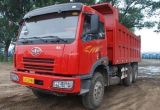 Hot Sale in Africa Faw Dump Truck