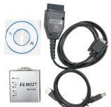 Aluminum Elm327 Metal V1.5 Obdii Elm327 Diagnostic Tool USB Scanner