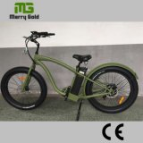 500W Big Tyre Chopper Electric Bike Bicycle Made in China