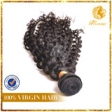 6A Grade 100% Virgin Peruvian Hair Curly Wave Hair Extension