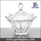 Clear Glass Sugar&Candy Jar (GB1832BJX)