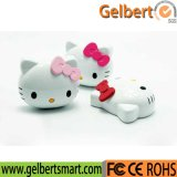 Cartoon Hello Kitty Portable LED Indication Mobile Phone Charger