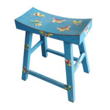 Antique Furniture Oriental Drawing Stool Lws029