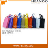 Colorful Foldable Handle Reusable Eco Shoulder Tote Shopping Bags