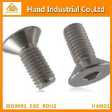 DIN7991 Professional Manufacture Hex Socket Machine Screw