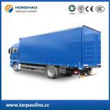 PVC Waterproof Coated Tarpaulin/Tarp for Truck/Ship Cover