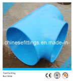 Butt Weld Pipe Fitting Alloy Steel Wp91 Seamless Tee