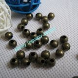6mm Loose Bronze Round Metal Hollow Balls