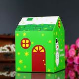The Christmas Cottage, New Style Christmas Gift Box, Christmas Eve Apple Box, Christmas Eve Packing Box, Candy Box