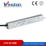 Lpv-30 Series Waterproof LED Driver Switching Power Supply with CE