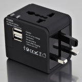 All-in-One Universal Travel Adapter with USB