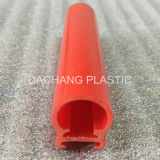 Red Plastic LED Casing for Sinage