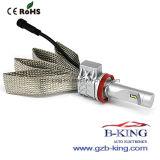 Hot Selling G5s H11 4000lm 8PCS Philips Auto LED Light Bulb