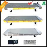 95 Cm 38′′ Length Silver Aluminum Chassis Security Car Lightbar
