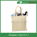Standard Size Natural Color Promotional Cotton Bag