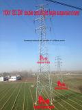 Megatro 110kv 1d2 Zm1 Double Circuit Angle Suspension Tower