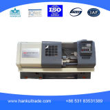 Fanuc Flat Bed CNC Lathe Drilling Machine