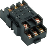 General Purpose Relay Socket with 11 Pins (PTF11A)