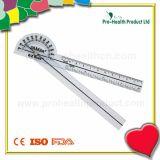 Convenient Use Medical Plastic Goniometer