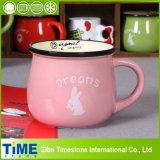 Creative Design Vintage Ceramic Coffee Mug