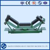 Steel Belt Conveyor Roller Set / Trough Self-Aligning Idler Group
