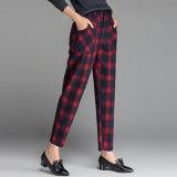 Hot Sale Modern Check Loose Harem Pants