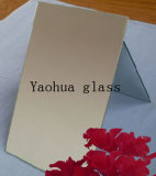 10-2.7mm Clear Sheet Glass Mirror for Makeup/Dressing/Furniture/Cabinet
