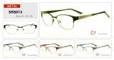 Fashion Wholesale Stock Eyewear Eyeglass Optical Metal Frame Sr8013