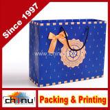 Art Paper White Paper Shopping Gift Paper Bag (210137)