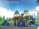 2014outdoor Playground Equipment with GS TUV Certificate