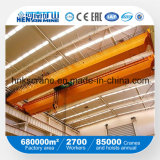 Lh Model Double Girder Overhead Crane with Hoist with Beas Price and Quality