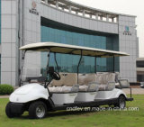 Battery Operated Golf Car for 8 Seater