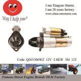 Diesel Engine Starter for Komatsu Construction Machine
