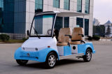 Certificate ISO9001 Electric 4 Seats Sighteeing Vehicle